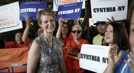 Cynthia Nixon Just Gave a Defiant Concession Speech Following Loss in New York Governor's Primary