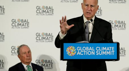 Tons of Promises Were Made at Jerry Brown's Climate Summit, But Only One Requires Rockets