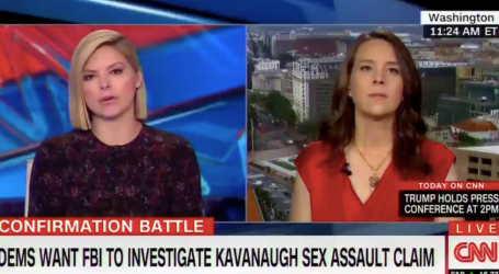 "Kavanaugh Backer Says Sexual Assault Allegation Could Have Been Just ""Rough Horseplay"""