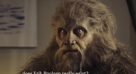 Campaign Ad Starring Bigfoot Seeks to Track Down Elusive GOP Congressman