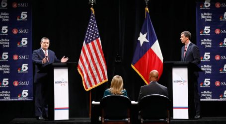 Here's the Most Memorable Moment of the First Texas Senate Debate