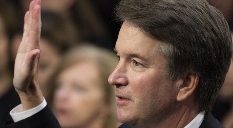 We Now Have a Second Story About Brett Kavanaugh and a Drunken Party