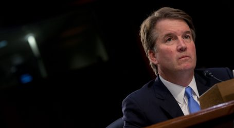Kavanaugh Faces a New Accuser