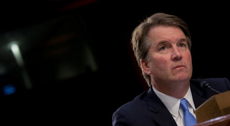 "Defiant Kavanaugh Blasts Allegations as ""Smear"" Campaigns"