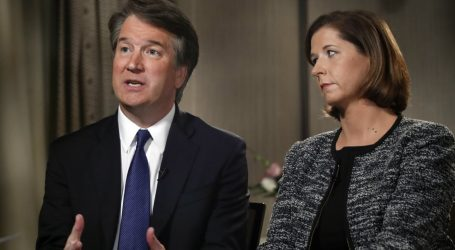 "Brett Kavanaugh Digs In: ""I'm Not Going Anywhere"""