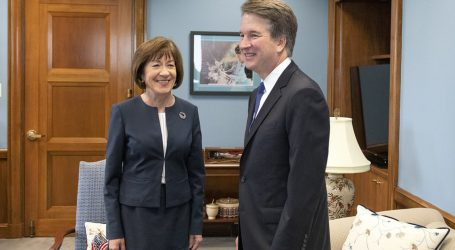 Swing Vote on Kavanaugh Says He'll Be Great on Abortion Rights
