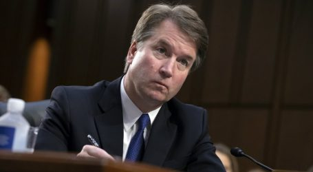 NBC News Just Reported Senators Are Looking Into Another Kavanaugh Misconduct Allegation