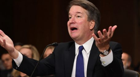 A Bruising Hearing Casts Doubt on Kavanaugh's Judicial Temperament