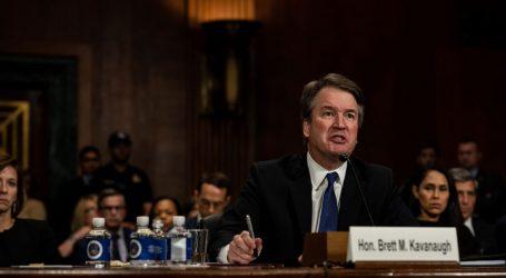 The Four Big Contradictions in Brett Kavanaugh's Senate Testimony