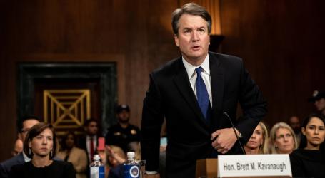 Senate Judiciary Committee Asks White House to Open FBI Probe Into Kavanaugh