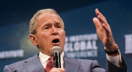 George W. Bush Is Still Bad