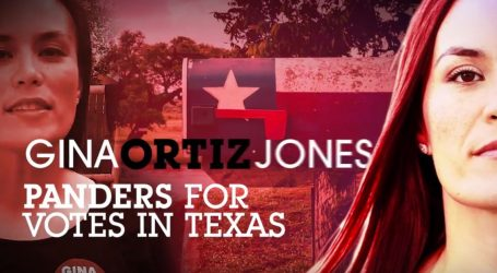 Republicans Are Running Some Really Weird Ads About This Texas Candidate's Name