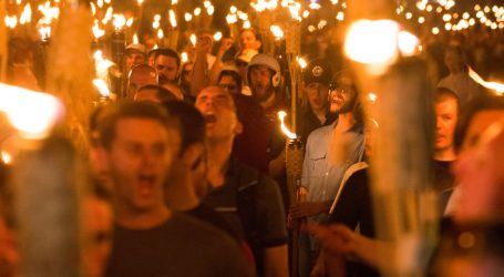 Four White Supremacists Arrested for Their Role in Charlottesville Violence