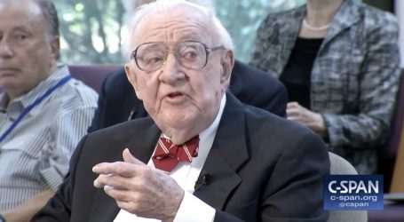 Retired Justice John Paul Stevens Says Kavanaugh Should Not Be on Supreme Court