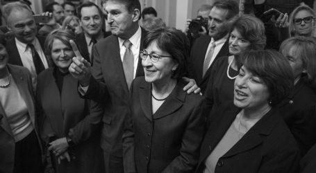50 Republicans + 1 Democrat Are Voting for Brett Kavanaugh