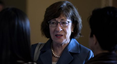 Susan Collins Says She Believes Blasey Ford Was Assaulted—But Not by Kavanaugh