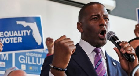 A Republican Stuck a New Nickname on Florida's Black Gubernatorial Candidate And It Didn't Go Well