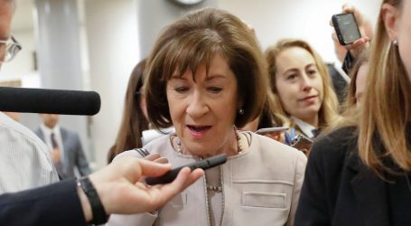 "Susan Collins Finds the ""One Silver Lining"" of the Kavanaugh Debacle"