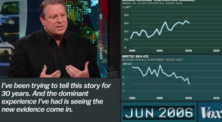 This Video Perfectly Captures How the US Failed to Combat Climate Change