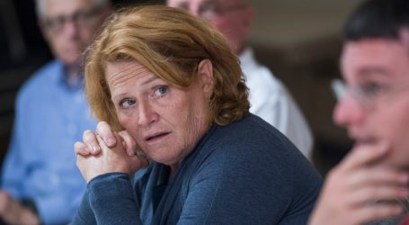 Heitkamp Apologizes for Outing, Misidentifying Sexual Violence Victims