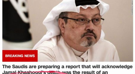 Saudis: Khashoggi Committed Suicide By Cop, Sort Of