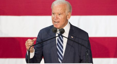"Joe Biden Calls Trump's Handling of Journalist's Death ""Embarrassing"" and ""Dangerous"""