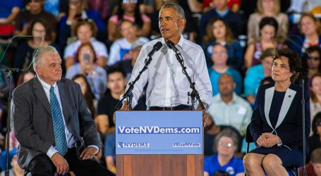 Obama Is Doing the Political Rally Thing All Wrong