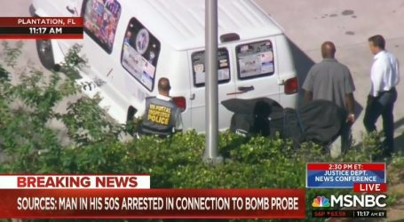 Bomb Suspect Arrested in Florida