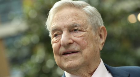 "US Government-Funded News Network Ran a Hit Piece on Soros That Called Him a ""Multimillionaire Jew"""