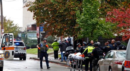 11 Dead Following Shooting at a Pittsburgh Synagogue
