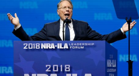 Days After Bomb Attacks, NRA Doubles Down on Demonization of Soros, Steyer, Bloomberg