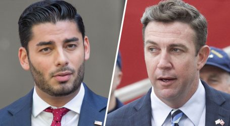 """He Was the """"Hot Guy Running for Congress."""" Now, Ammar Campa-Najjar is a Contender."""