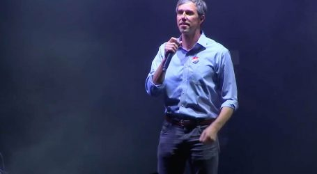 Beto O'Rourke Just Took the High Road in a Moving Concession Speech in El Paso