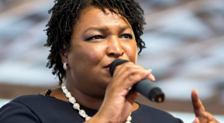 Stacey Abrams Gives a Powerful Early Morning Speech as Georgia Governor Race Remains Too Close to Call