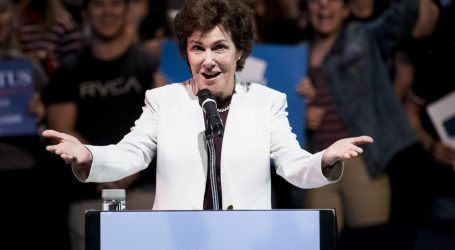 Democrat Jacky Rosen Just Won Dean Heller's Nevada Senate Seat