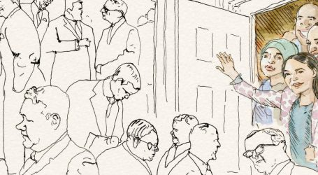 This New Yorker Cover Shows Why the Midterms Were so Huge for Women and People of Color