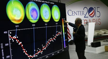 Good News! The Ozone Layer Is On the Road to Recovery!