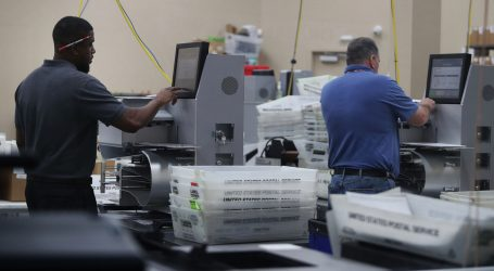 This Is What Florida's Election Recount Actually Looks Like