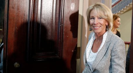 Betsy DeVos Just Proposed Rules That Would Make Life Harder for Campus Sexual Assault Survivors