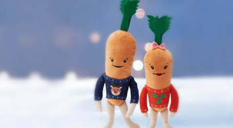Kevin the Carrot Fights Back Against Kevinism (and Parsnips)