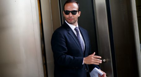 A Federal Judge Just Ordered George Papadopoulos to Report to Prison on Monday