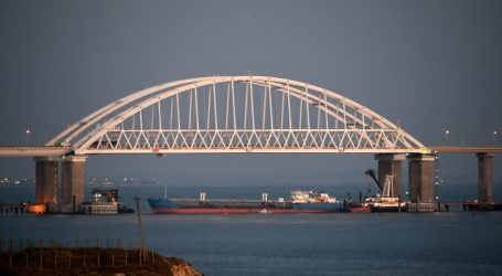 Ukraine Is Accusing Russia of Attacking and Seizing Three of its Ships in the Black Sea