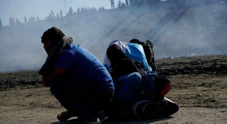 US Agents Just Fired Tear Gas on Migrants Near the San Diego-Tijuana Border