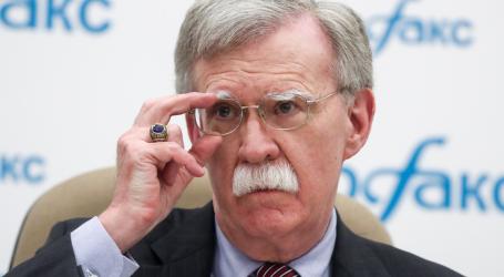 John Bolton Has a Baffling Excuse for Refusing to Review the Khashoggi Tape