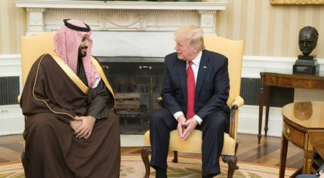 Trump Said He Never Did Business in Saudi Arabia. That's Not Quite True.
