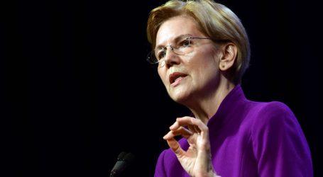 Elizabeth Warren Goes After Free Trade Agreements in First Speech as 2020 Contender