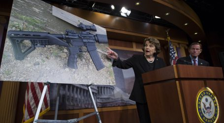 DOJ Announced Plans to Ban Bump Stocks, but Gun Reform Groups Aren't Celebrating Yet
