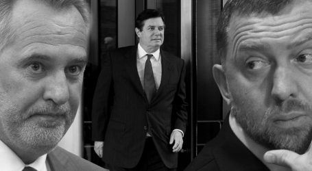 When the Manafort Plea Deal Blew Up, It Was Good News for Oligarchs