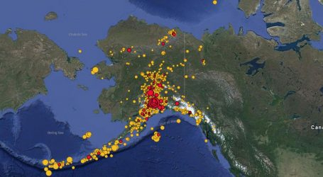 Massive Earthquake Hit Alaska, but the Risk of a Tsunami Subsides