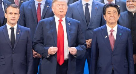 19 of 20 World Leaders Just Pledged to Fight Climate Change. Trump Was the Lone Holdout.